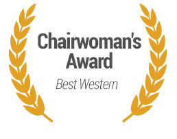 Best-Western-Chairwoman's-award