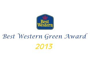 Best-Western-Green-award