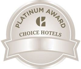 Choice-Hotels-Platnum-award