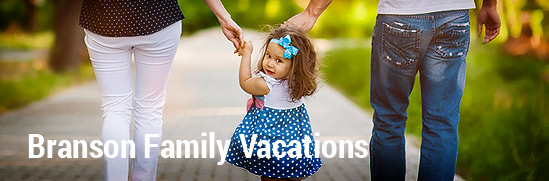 Branson Family vacation packages