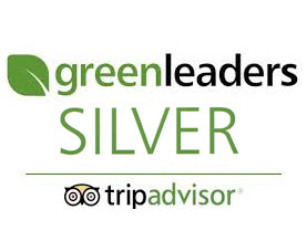 tripadvisor silver green leader award