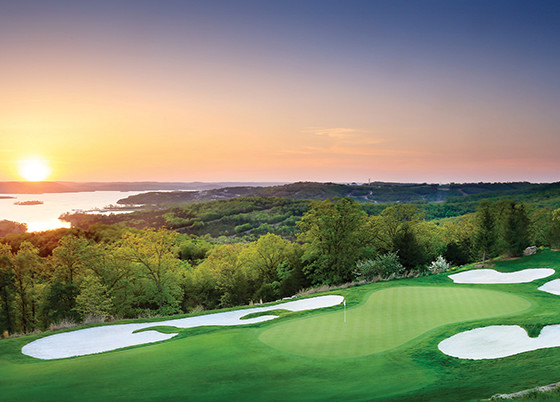 world class golfing and golf courses in Branson Missouri