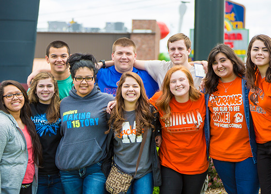 Student and sports groups meet in Branson Missouri