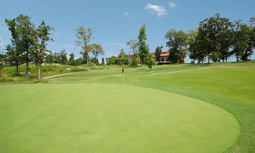 world class golfing and golf courses in Branson Missouri