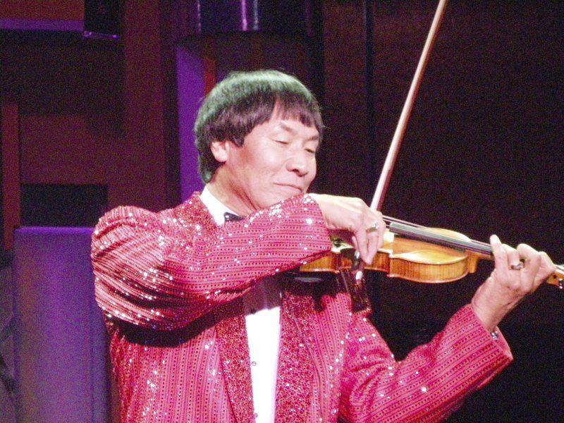 Shoji Tabuchi Live in Branson MO