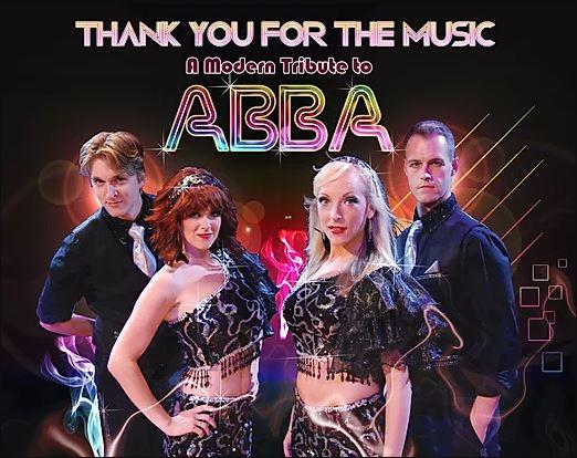 ABBA Tribute Branson Show