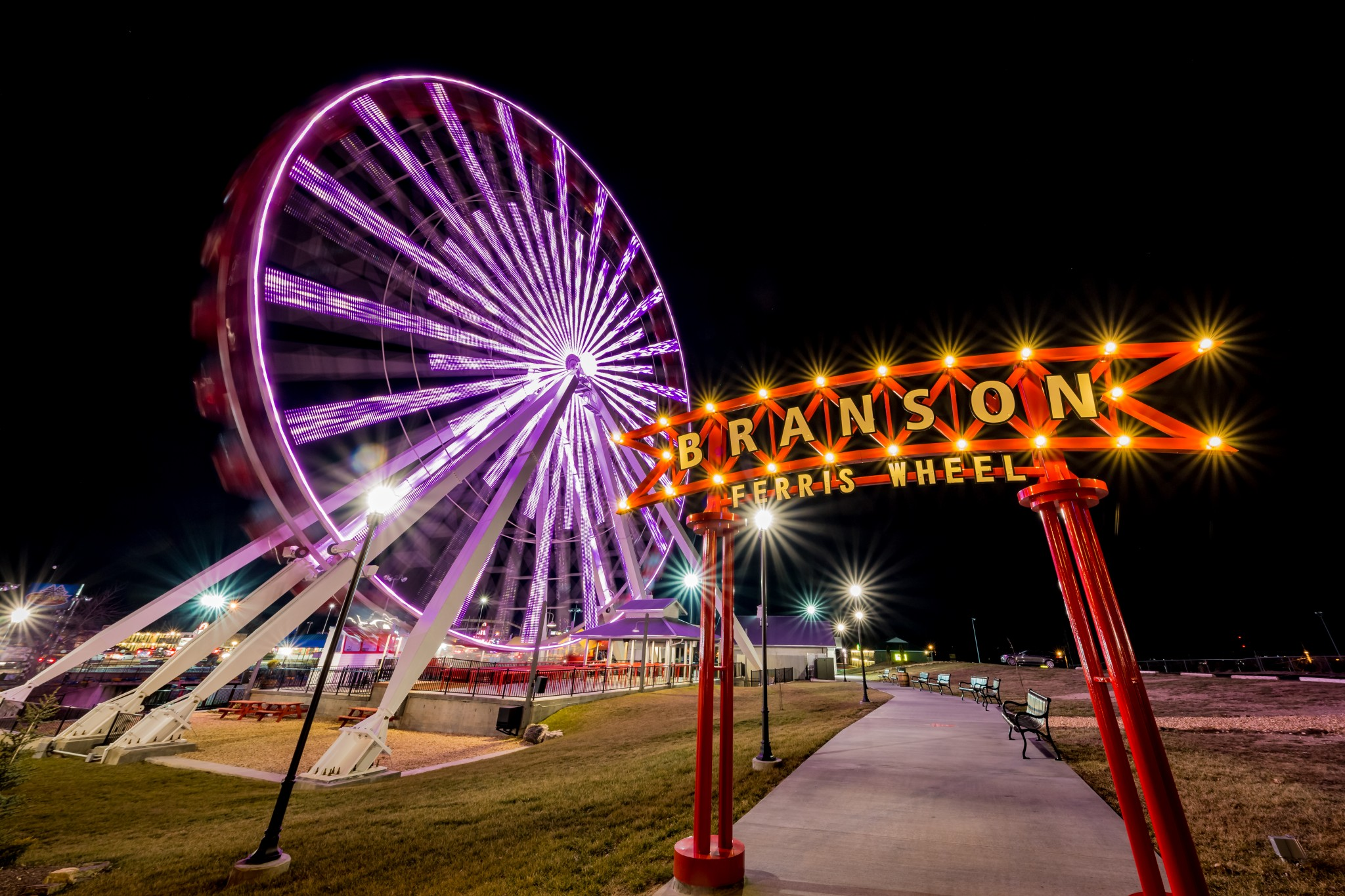 Branson Ferris Wheel Tickets