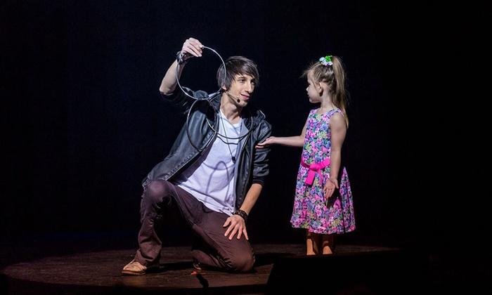 Reza, Branson Magic Show