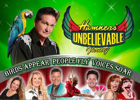 Hamner variety show