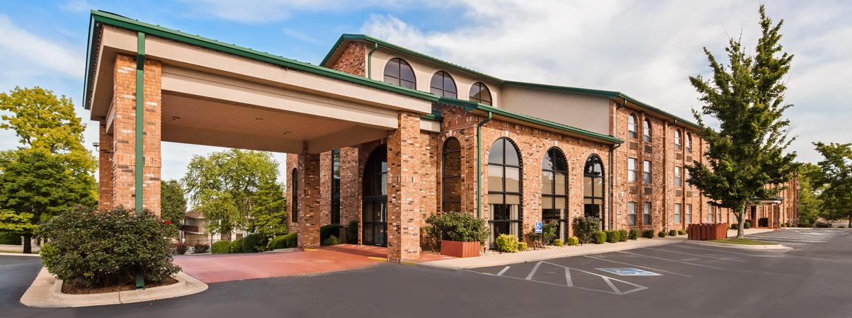 Best Wester Music Capital Inn Branson Missouri