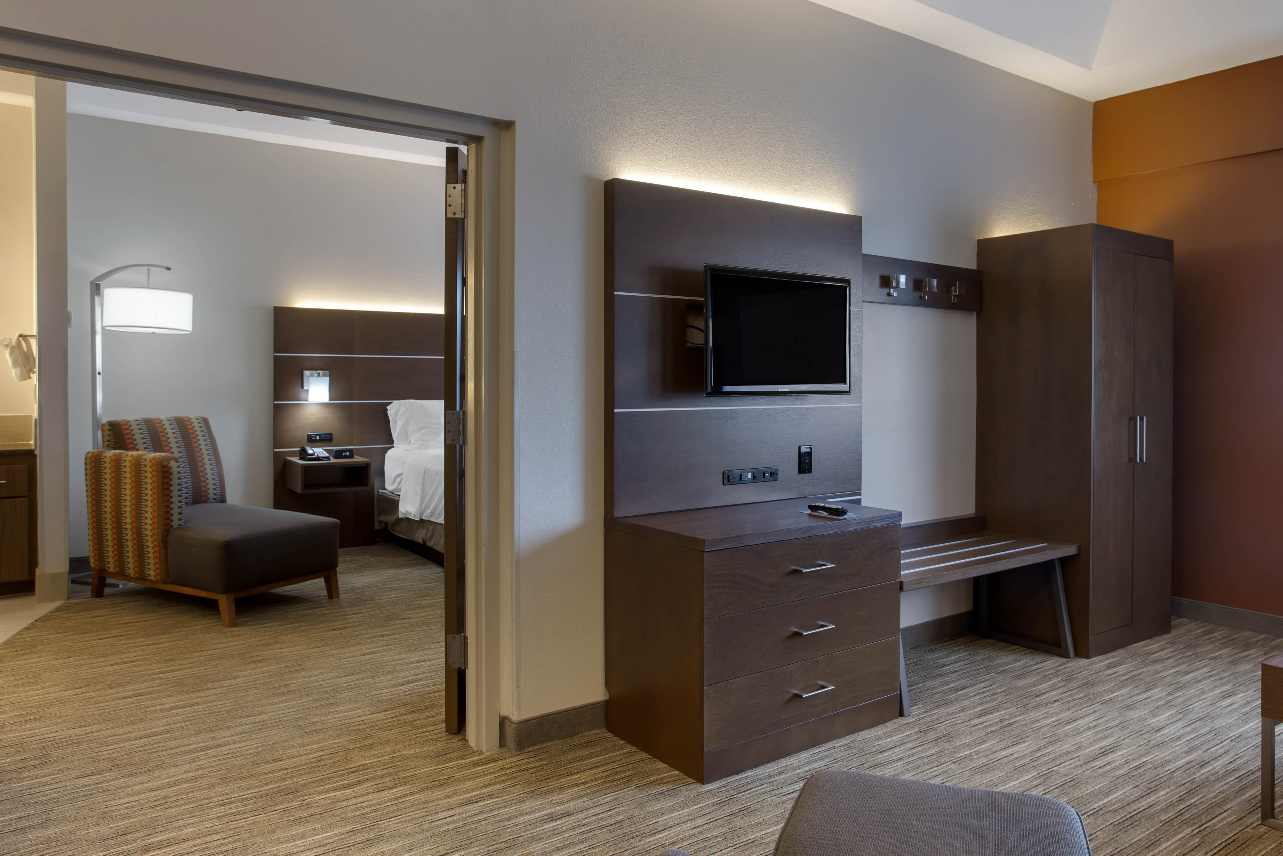 Holiday Inn Express Penthouse Suite