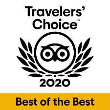Tripadvisors' Travelers' Choice Award