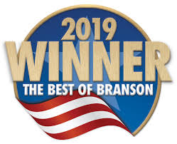 2019 Best of Branson Winner