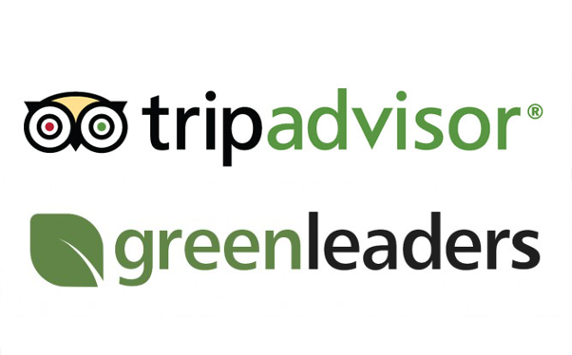 tripadvisor Green Leader award